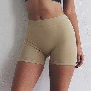 Revolt Society Pants - • Nude Society Shorts •