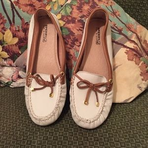 Sperry Shoes - Sperry leather driving mocs