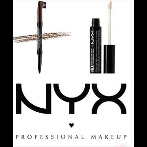 NYX Other - 🆕NYX Eye Duo Shadow Primer & Brow