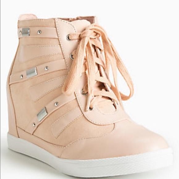 73de467dc6b 💥💥🎉HP💥💥🔑Torrid Faux Leather Wedge Sneakers. M 5827962a9c6fcf011e0469ec