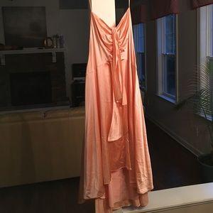 Formal silk skirt by Randolph Duke