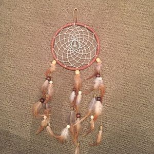 Beautiful Buddha dream catcher