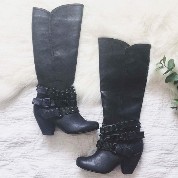 Cocktail Boots