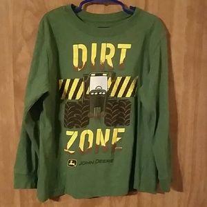 Other - Boys john deere shirt