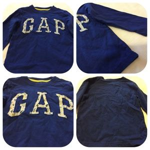 baby gap Other - 🚦baby gap long sleeve shirt boys size 5 EUC
