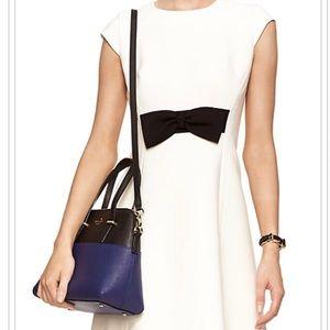Kate Spade Handbags - KATE SPADE Cedar Street Maise Purse indigo/blk NWT