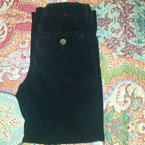 Other - Boys  corduroy navy blue pants gap