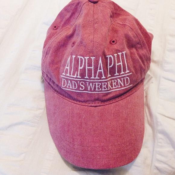 6c7f6ce4f53 Alpha Phi Baseball Cap Hat