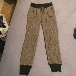 Cute sweat pants!