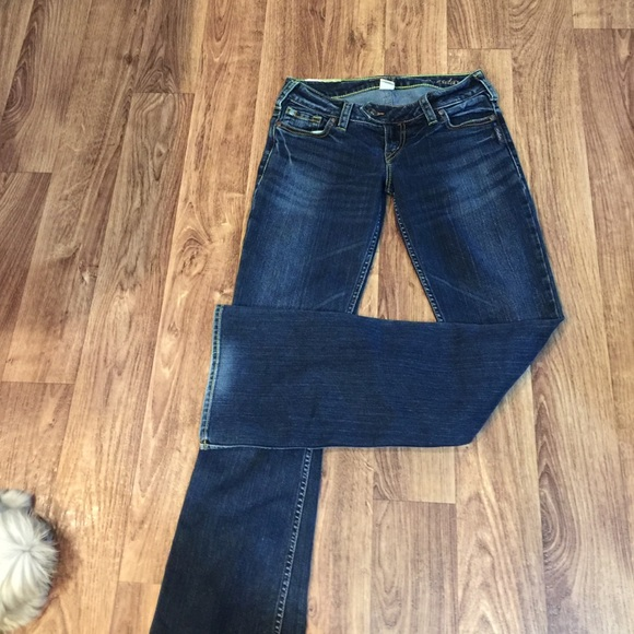 Silver Jeans - Silver jeans size 27 Tuesday style boot from Ana's ...