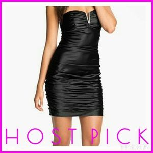 Hailey Logan Dresses & Skirts - ✨ HOST PICK✨Strapless satin dress
