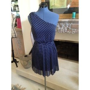 Polk-a-dot Dress
