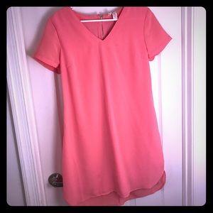 Dresses & Skirts - Japna Women's Coral Dress - Size L