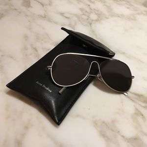 Acne Studios Large Spitfire Sunglasses