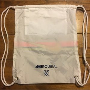 Nike Bags   Mercurial Drawstring Bag New Never Used   Poshmark 2bcb789468