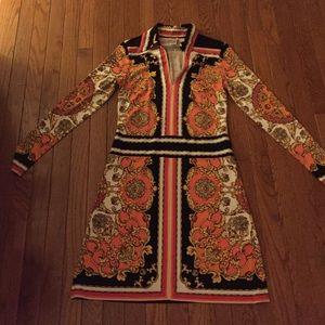 Gorgeous print Cache dress