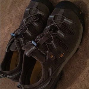 Keen Steel Toe Shoes, women's
