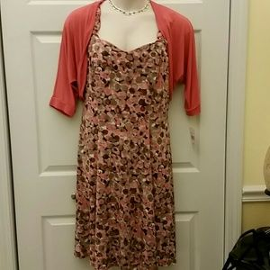 connected Apparel  Dresses & Skirts - Connected Apparel Dress NWT