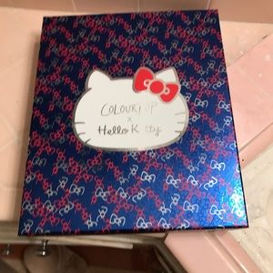Colourpop Other - Hello kitty box colourpop limited edition