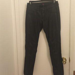 bebe Pants - Bebe faux leather pant
