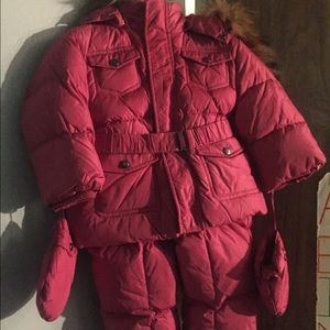 Add Down Other - ADD DOWN two piece snowsuit IN GREAT CONDITION