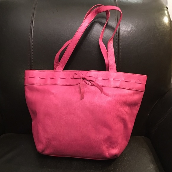 Naturalizer - Vintage Naturalizer Pink Leather Bag from Cherry's ...
