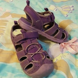 Clarks Other - Doodles by Clarks sandals for girls.