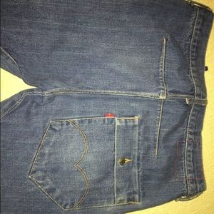 SUPER RARE LEVI's RED Collection/First Release