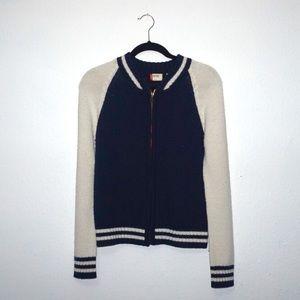 LEVIS Varsity Wool Jacket