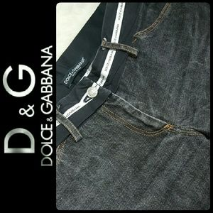 Dolce & Gabbana Italy Denim Pants