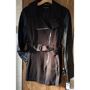 Black Rivet Jackets & Blazers - ‼️FINAL PRICE‼️Black Rivet XL Trench Coat