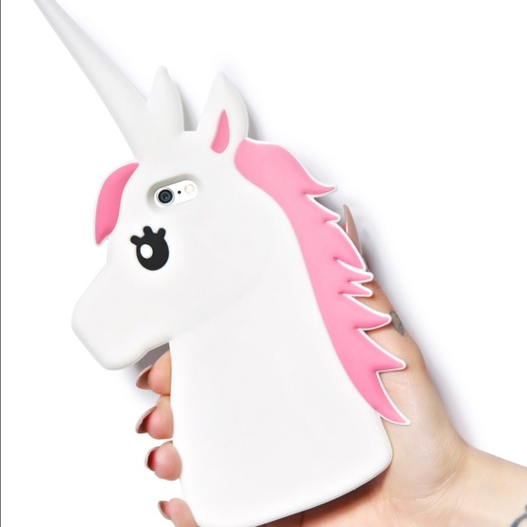 Dollskill Accessories - Phone Case, iPhone 6 Unicorn Dreams