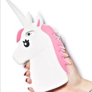 Dollskill Accessories - Phone Case, iPhone 6 Unicorn Dreams