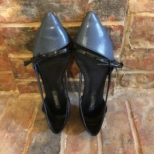 Zara Pointed Toe Flat