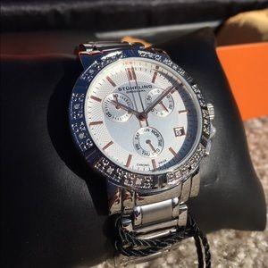 Stuhrling Original Accessories - 🔥🆕💎Sturhrling diamond watch