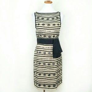 Trina Turk Dresses & Skirts - Trina Turk Sleeveless Silk Dress w/ Sequins