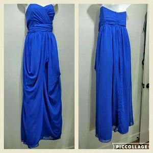 Alfred Angelo Dresses & Skirts - NWT Draped strapless gown by Alfred Angelo
