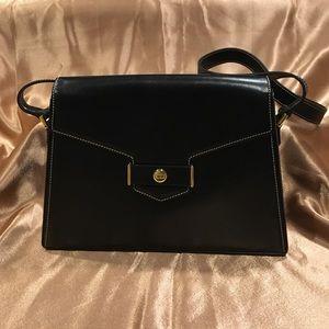 Christian Dior Handbags - Vintage 1980 Christian Dior Leather Handbag