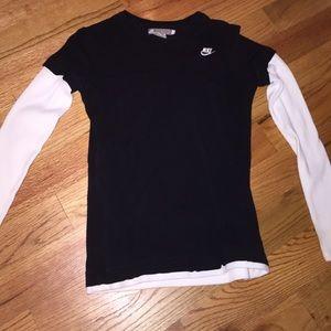 Nike Tops - Nike LongSleeve Black Tshirt