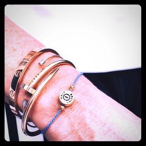 "Half United Jewelry - ""Alice"" Bracelet"