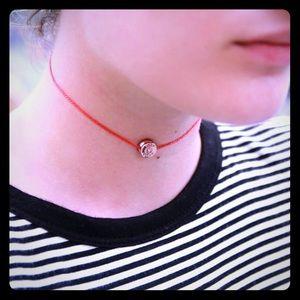 "Half United Jewelry - ""Addie"" Choker Necklace 🎀🎀Last One🎀🎀"