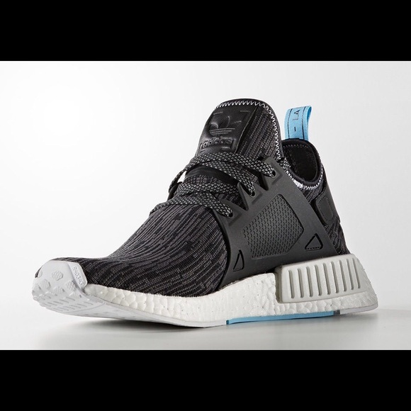 check out 01658 89772 ADIDAS NMD XR1 Utility black/bright blue - men's 6 NWT