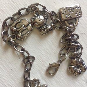 🐙 NEW! Cute Hula Charm Bracelet