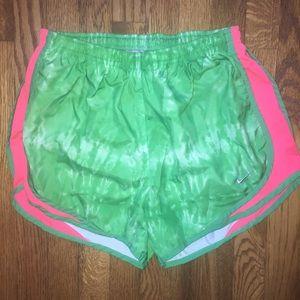 Nike DRI-FIT running shorts...Size S