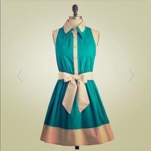 Modcloth Diner Darling Dress