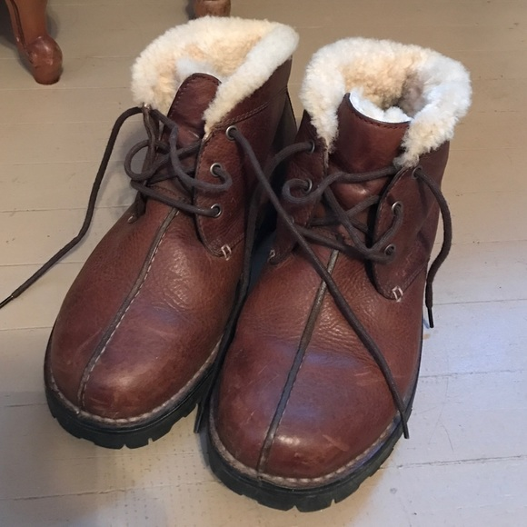 014bbbf3c2d Ugg Men's lace up boots size 9
