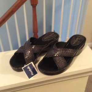 Cole Haan Wedges Sandal NWT Size 7.5