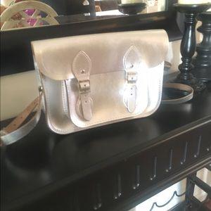 Cambridge Satchel Handbags - Cambridge Satchel / Cross Body leather bag
