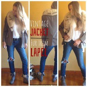 Vintage Blazer-Jacket
