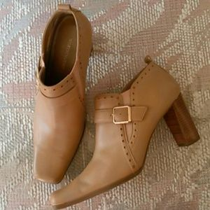Worthington Shoes - Camel  Color Booties by Worthington